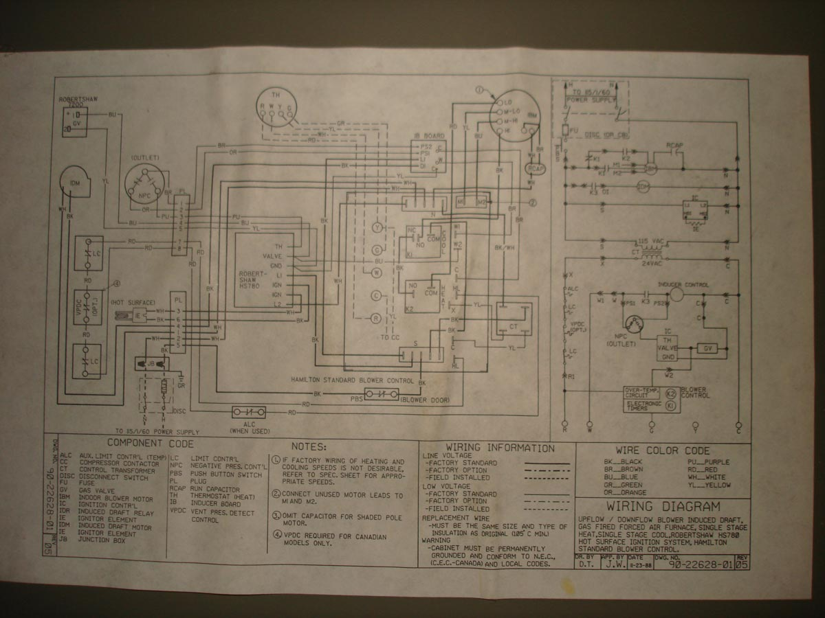 furnace_wiring getting ready for the bio mizer new holland lx885 wiring diagram at panicattacktreatment.co