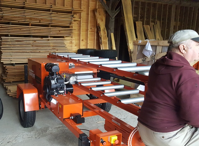 Open house in Maine-4-27-19 in Wood-Mizer