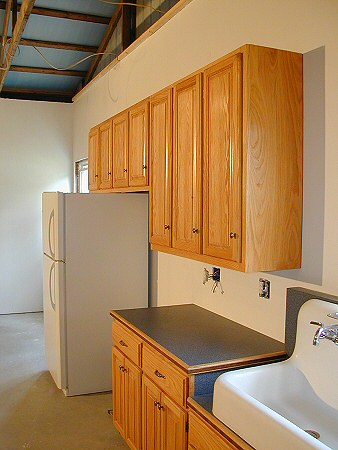 White Oak Or Red Oak For Cabinets In General Board