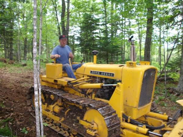 John Deere 2010 Crawler In Forestry And Logging