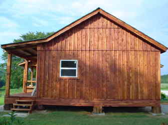Help with board and batten in timber framing log construction for Board and batten cabin plans