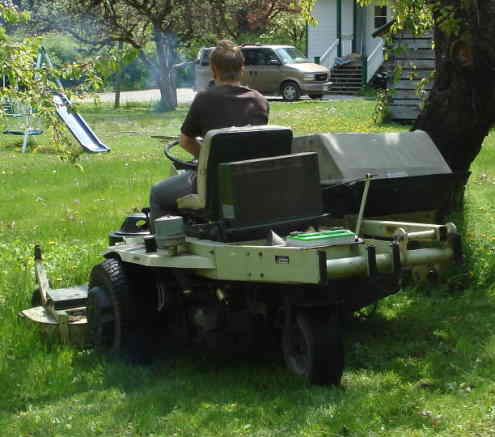 Cushman mowers(engine ideny needed) in General Board on