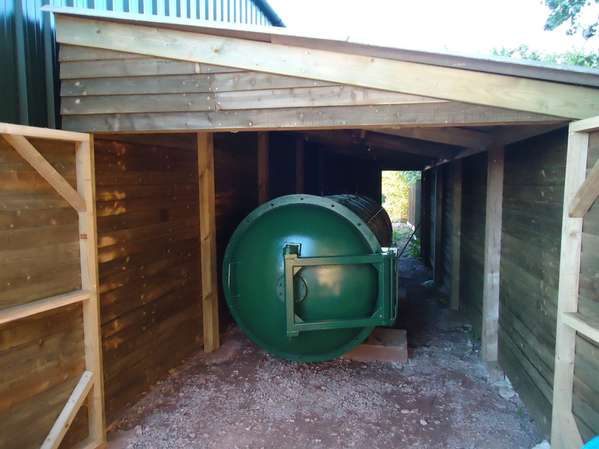 Home made vac kiln in Drying and Processing