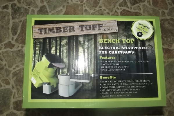 Tractor Supply Chainsaws : Timber tuff chainsaw sharpener in chainsaws