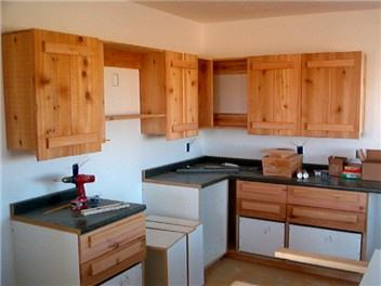 Homemade kitchen cabinets for under $1,000 ! in General Board