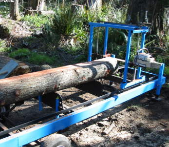 Home Built Sawmill Count in Sawmills and Milling