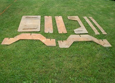 Woodwork Plywood Picnic Table Plans PDF Plans
