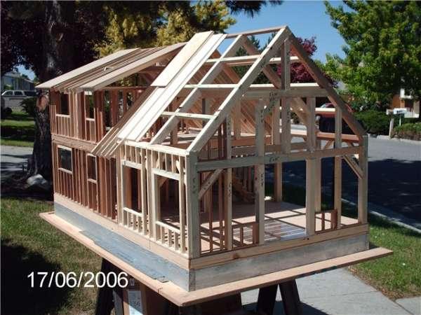 Home ideas for Stick built cabin plans