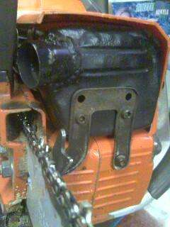 Modify Saw Muffler      is It Worth It or Not and How To Do It