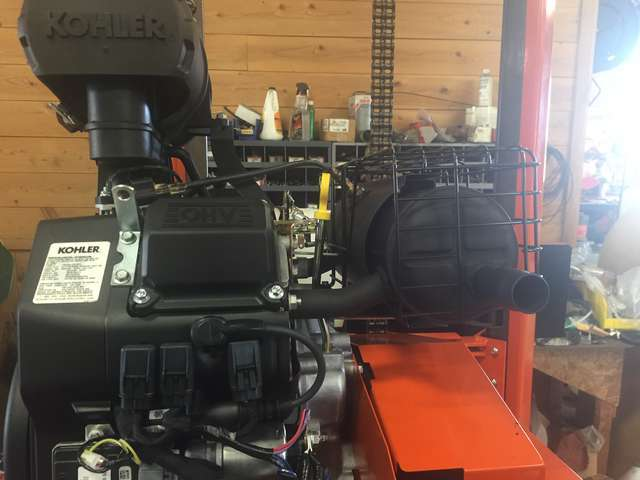 Kohler EFI engine 26 hp ECH in Sawmills and Milling