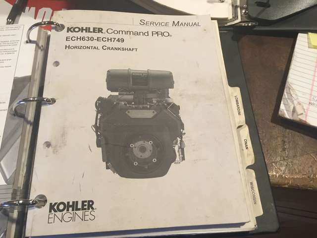 Kohler EFI engine 26 hp ECH in Sawmills and Milling