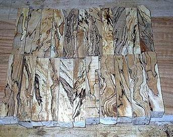 Homemade Stabilizer For Spalted Wood In Drying And Processing
