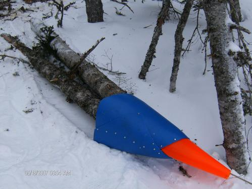 Atv Snow Sled Design For Skidding Logs In Forestry And Logging