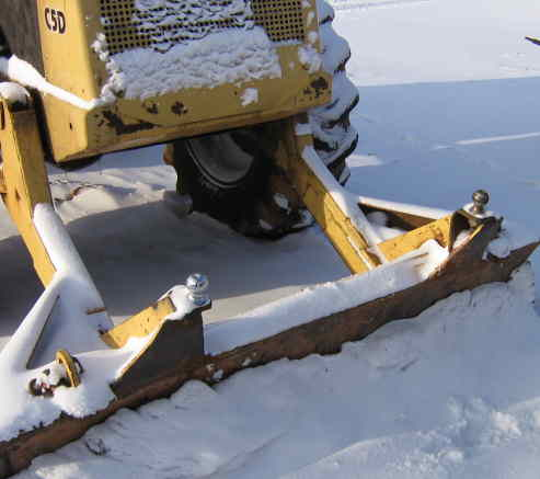Re new skidder purchase