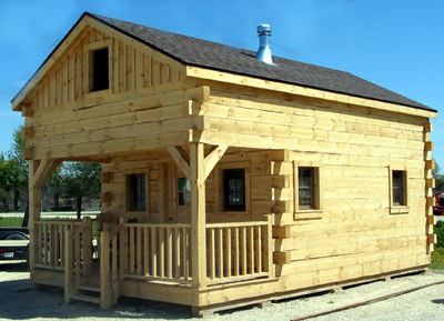 Help building hunt camp 1 in timber framing log construction for Help building a house