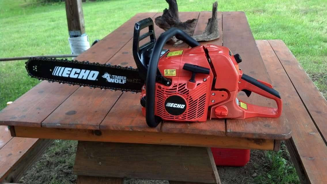 Echo? in Chainsaws
