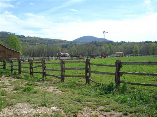 how to make split rail fencing