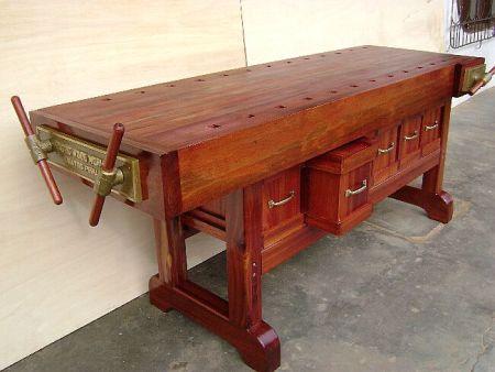 Wood Workbench Ideas