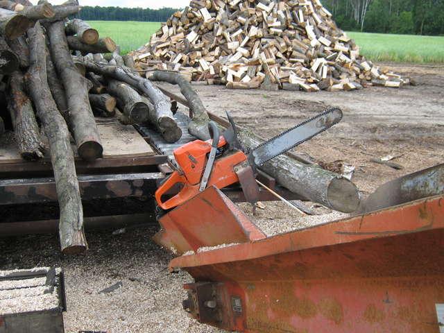 Diy Firewood Processor Chainsaw - DIY Campbellandkellarteam