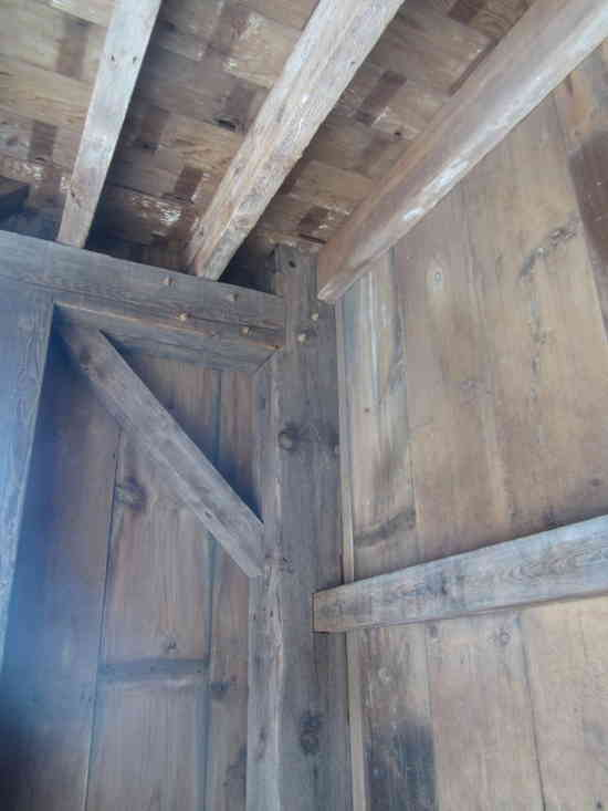 Insulating A 20x20 Carriage Barn Shop In Timber Framing