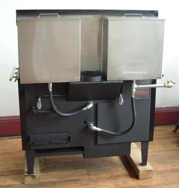 Kitchen Queen 480 Cook Stove & hot water heat question. - Kitchen Queen 480 Cook Stove & Hot Water Heat Question...