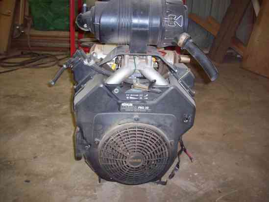 Kohler 30 Hp Engine in For Sale