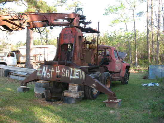 Name That Loader In Forestry And Logging