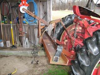farmyard wars log skidder   in Sawmills and Milling