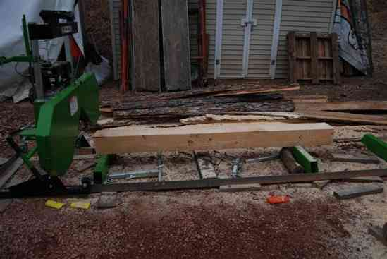 Harbor Freight Sawmill Blade : The band saw in sawmills and milling