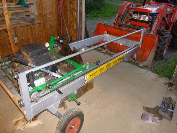 lucas sawmill gearbox 3