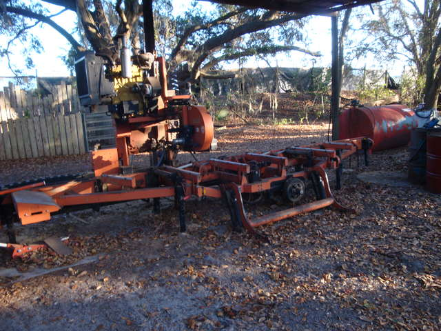Woodmizer Sawmill For Sale >> 2008 Woodmizer Sawmill Lt40 Super Sold In For Sale