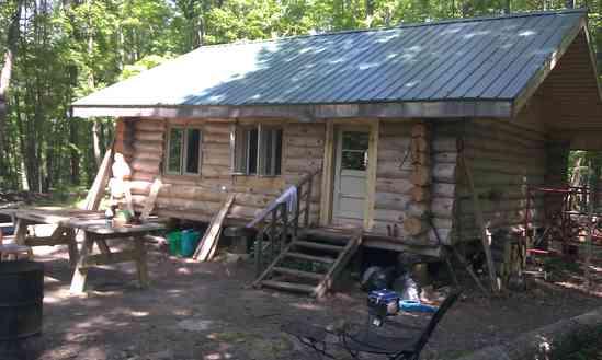 Log Cabin tear down? in Timber Framing/Log construction