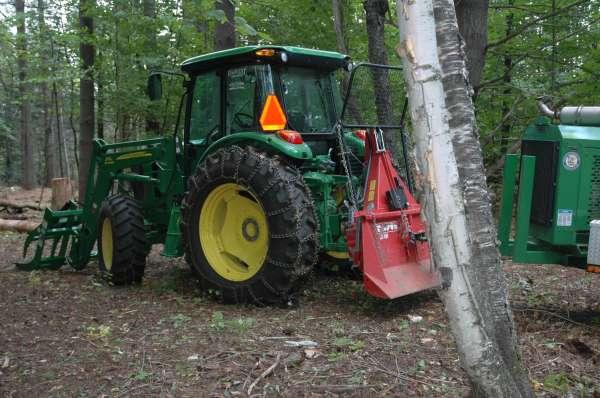 Log Winch - Farmi, Tajfun, Wallenstein, Other?? in Forestry