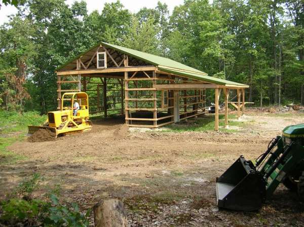 Sawmill Shed Under Roof in Sawmills and Milling