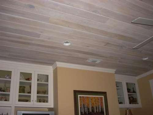 T g v panel deck ceiling for T g roof decking