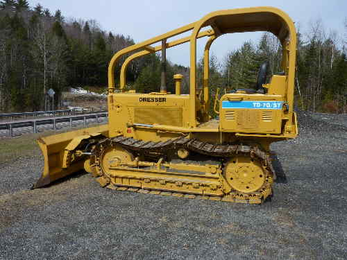 Dozer U/C Project in Forestry and Logging