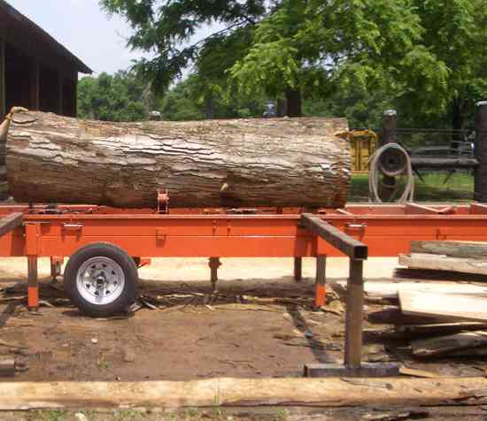 Log turner in Sawmills and Milling