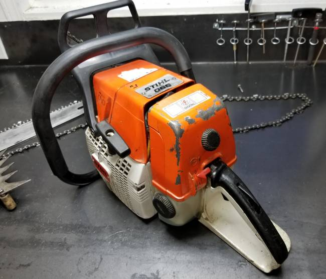 MS 462??? in Chainsaws
