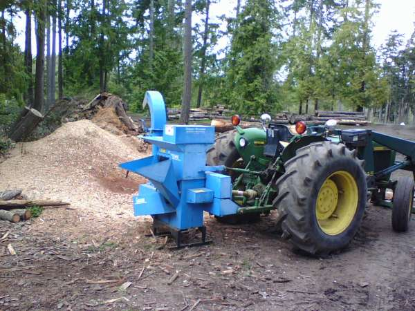 Looking At Pto Driven Chippers Any Suggestions In Sawmills And Milling