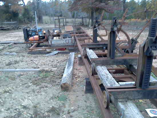 Used Sawmills For Sale >> Antique Frick Sawmill For Sale South Carolina Sold In For Sale