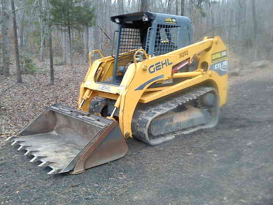 Equipment review: Gehl track loader in General Board
