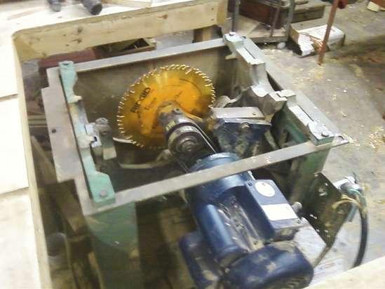 table saw arbor bearing replacement (Powermatic 66) in
