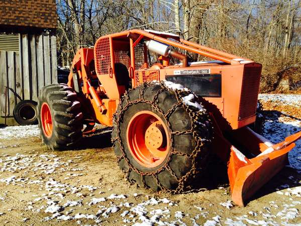 Timberjack 360 skidder what can you tell me about them? in