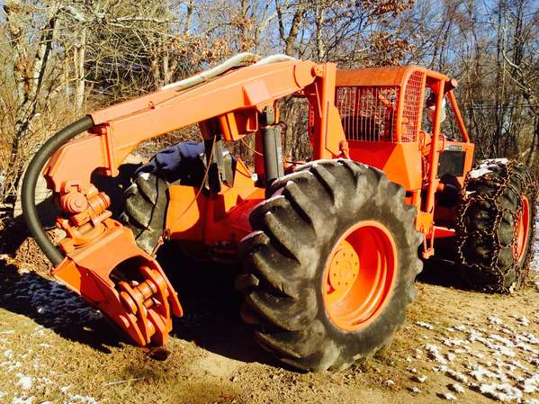 Timberjack 360 skidder what can you tell me about them? in Forestry