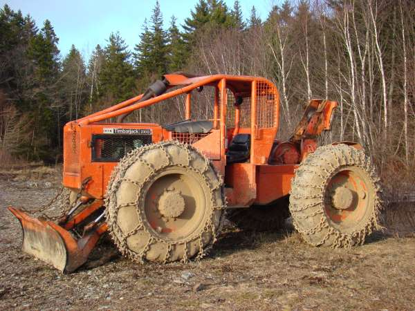 timberjack sub model differences in forestry and logging rh forestryforum com