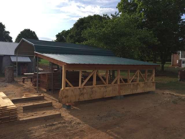 Diy Firewood Storage Shed Plans