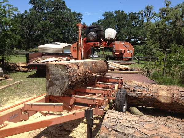 Woodmizer Sawmill For Sale >> Woodmizer Lt 25 Sawmill For Sale In For Sale