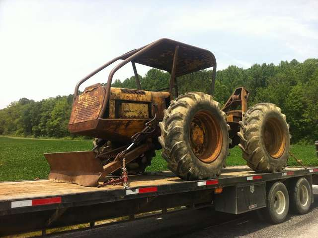 pettibone master 5 skidder any one useing them would like to talk to