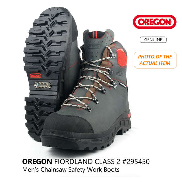 7e575f51a2b Chainsaw boots? in Chainsaws
