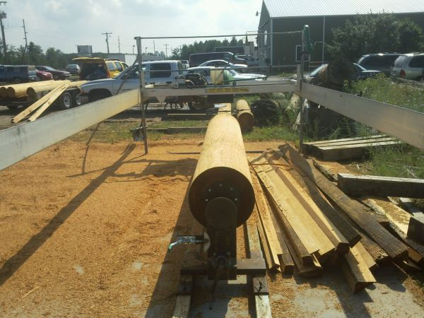 Log lathe? in Sawmills and Milling